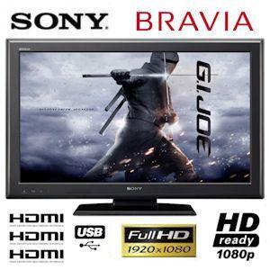 Sony KDL-40S5500 Full HD 40-Zoll-LCD-Breitbildfernseher
