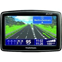 TomTom XL LIVE Europe Navigationssystem