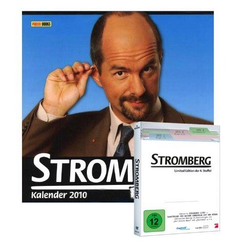 Stromberg Staffel 4 mit Kalender